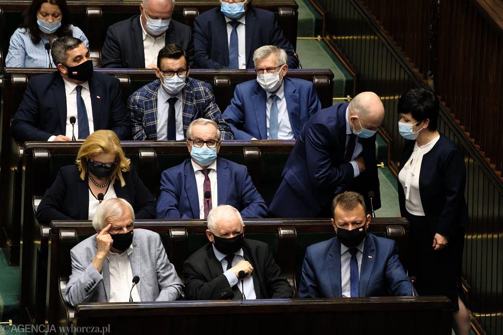 35 . posiedzenie Sejmu IX kadencji