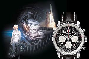 Zegarki Breitling: kosmiczna kolekcja