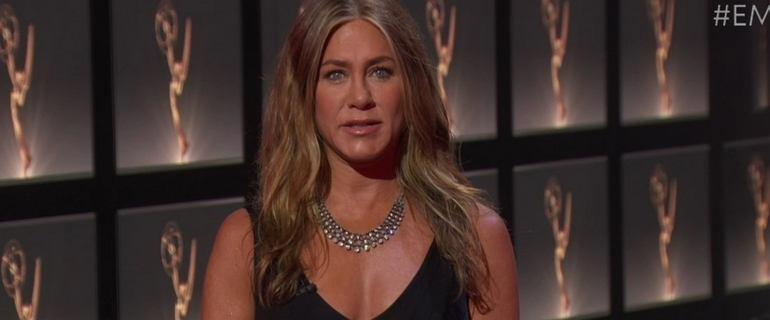 Jennifer Aniston zadała szyku na gali Emmy