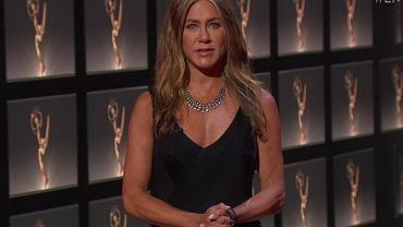 Jennifer Aniston zadała szyku na gali Emmy, jednak przyćmiła ją inna gwiazda