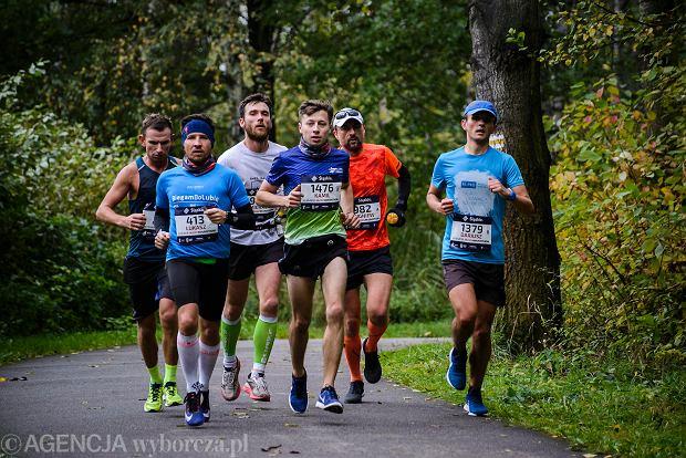 Zdjęcie numer 81 w galerii - Silesia Marathon. Chłód i wiatr niestraszne, rekord pobity! [ZDJĘCIA]