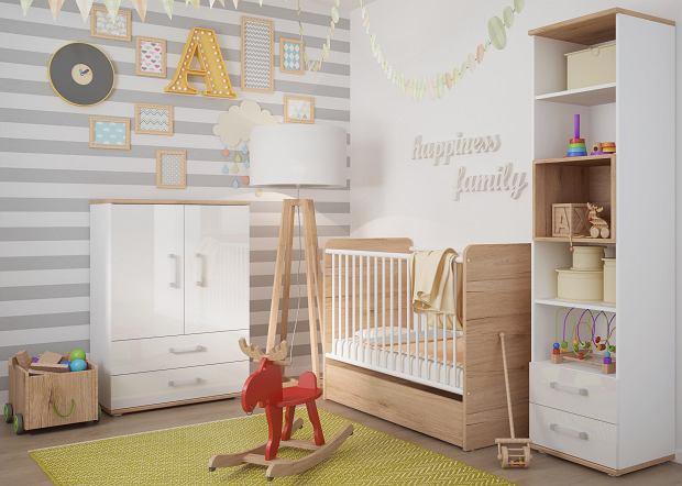 Pokój dziecięcy - meble z kolekcji Amazon