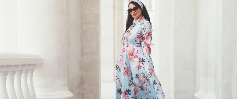 Te eleganckie sukienki dla puszystych optycznie wyszczuplą i podkreślą talię! Propozycje na każdą okazję