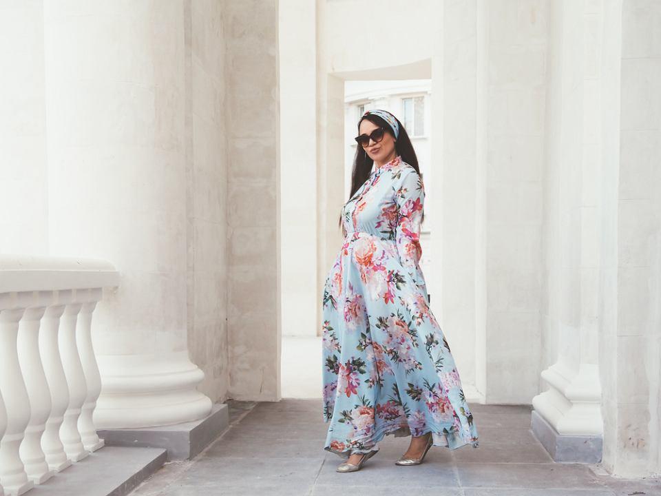 eleganckie sukienki dla puszystych