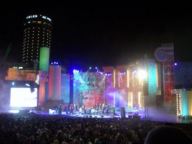 Koncert w Las Palmas, fot. Alavisan / Wikimedia Commons