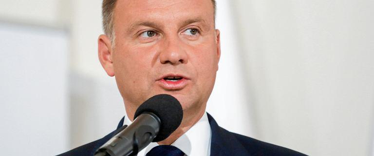 Andrzej Duda: Jeszcze jestem młody, na emeryturę się nie wybieram