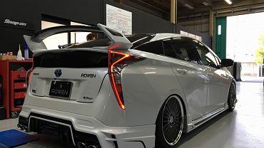 Toyota Prius Rowen