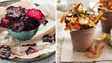 Przepisy na zdrowe i niskokaloryczne chipsy