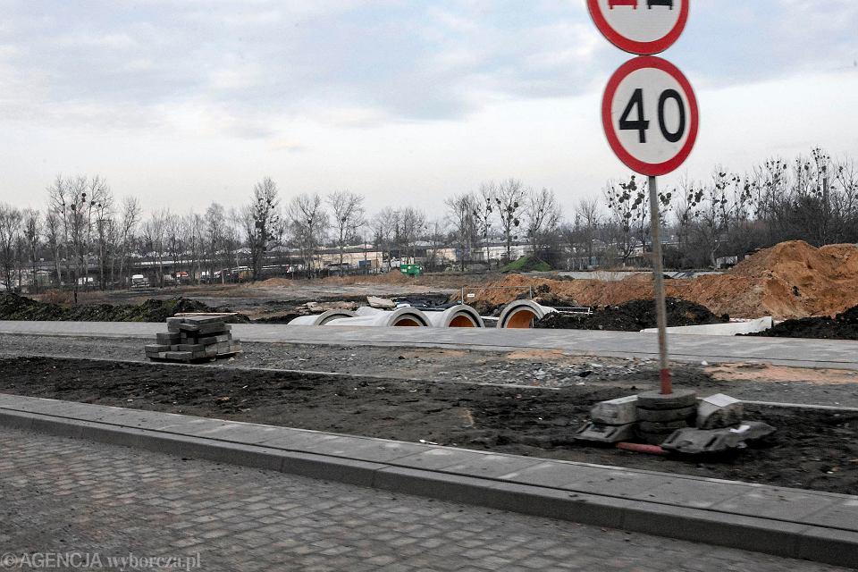 Przebudowa ulicy Buforowej we Wrocławiu