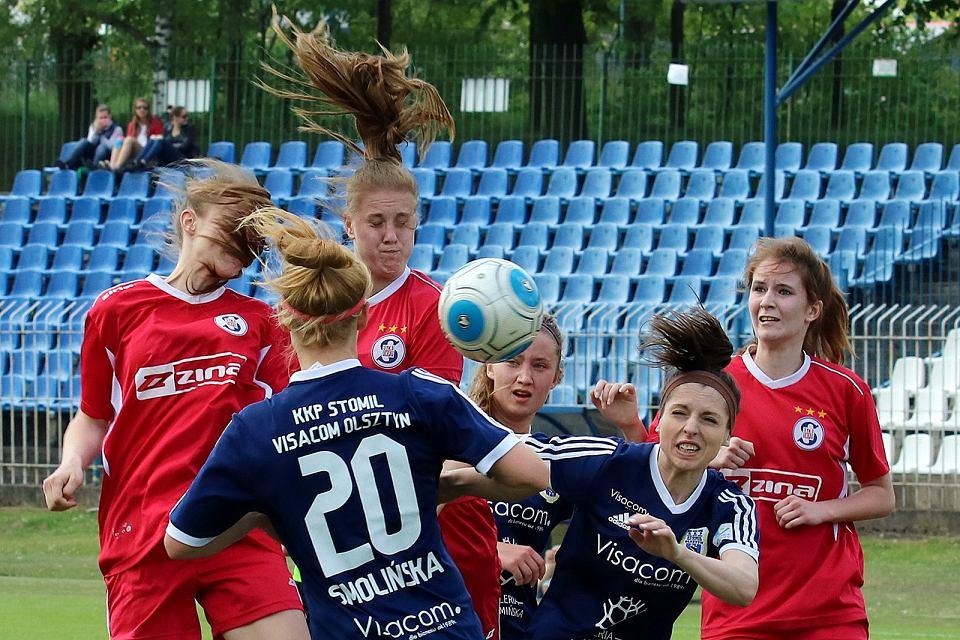Pierwsza liga piłkarek nożnych: TKKF Stilon Gorzów - Stomil Olsztyn 3:0 (1:0)