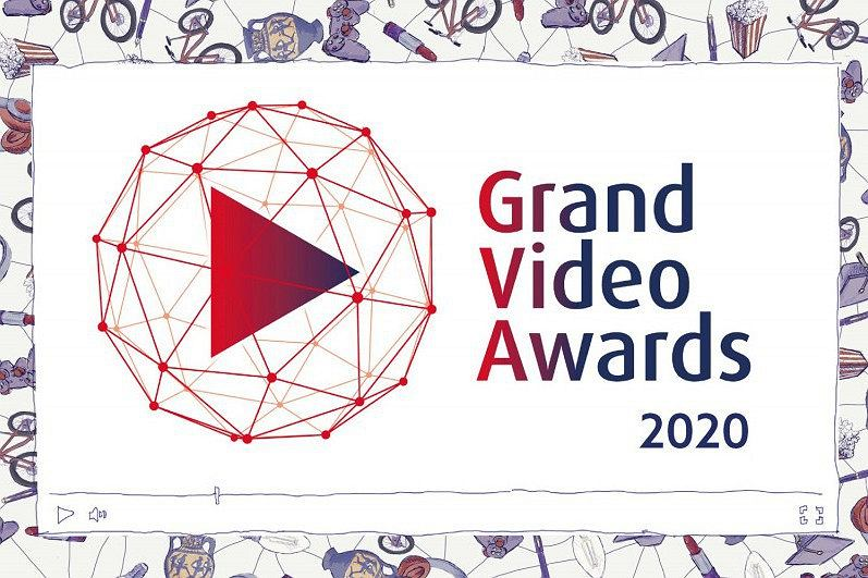Gala konkursu Grand Video Awards 2020