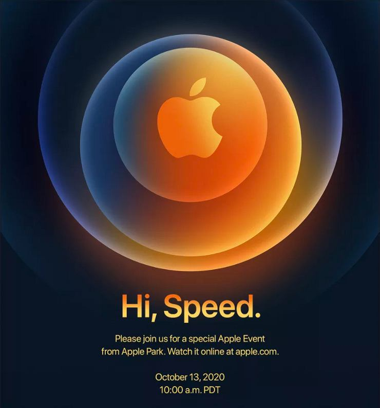 Zaproszenie Apple na wydarzenie