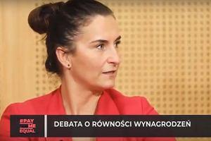 Równość wynagrodzeń wg PMI. Anita Rogalska PMI