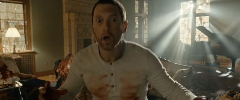 Eminem krytykowany przez władze Manchesteru. Fani: Ty śmieciu