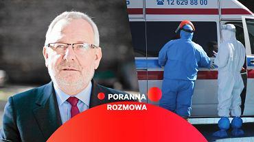 Prof. Andrzej Matyja gościem Porannej Rozmowy Gazeta.pl