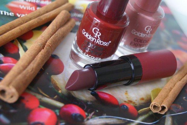 A jeśli nie możesz rozgrzać się kosmetykami pielęgnacyjnymi, to może chociaż spróbujesz kosmetykami kolorowymi? / fot. Marta Lewin