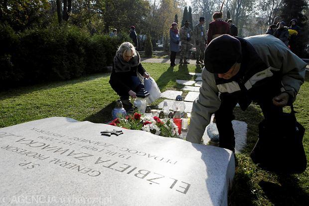 Zdjęcie numer 36 w galerii - Rekordowa kwesta. Na cmentarzu św. Jerzego w Toruniu udało się zebrać 23,5 tys. zł