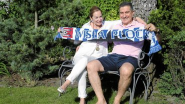 Manolo i Carmen Cadenas jeszcze do czerwca będą mieszkać w domu w Cekanowie