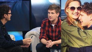 Kuba Wojewódzki i Antoni Królikowski, Katarzyna Sawczuk