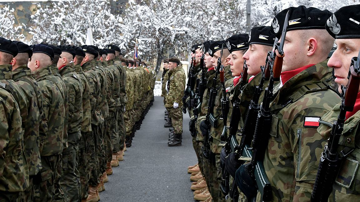 Increases in the army cause conflicts  Officers argue with
