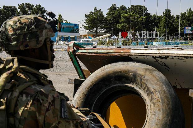 Wybuch niedaleko lotniska w Kabulu