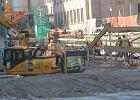 Utrudnienia 2013: Lepiej nad metrem, gorzej na mostach