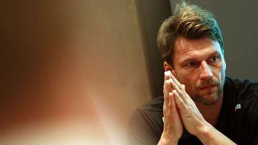 Robert Hedin (piękny szwedzki trener Norwegów)
