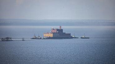 Pływająca elektrownia atomowa 'Akademik Łomonosow'