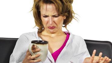 Nieprzyjemny posmak w ustach niekoniecznie jest skutkiem tego, co akurat spożywamy