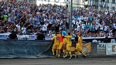 Derby Rzeszowa. Resovia - Stal 1:1