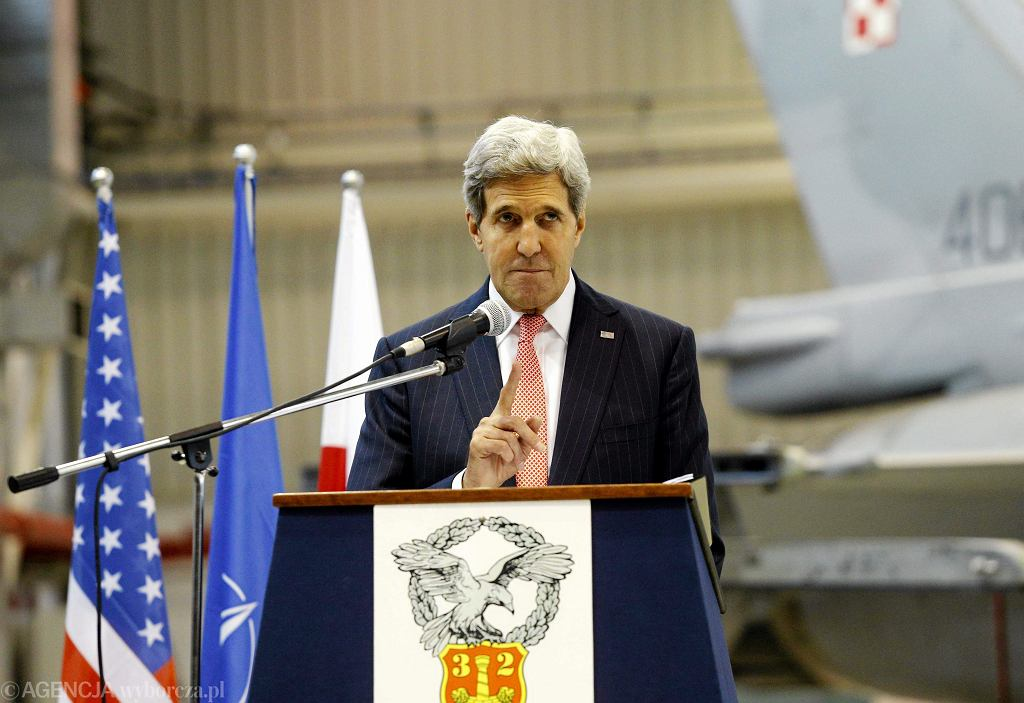 Były sekretarz stanu USA John Kerry (zdjęcie ilustracyjne)