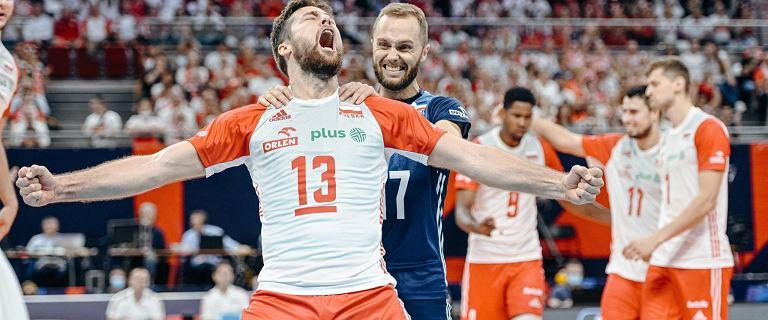 Jest godzina wielkiego półfinału Polska - Słowenia na siatkarskich mistrzostwach Europy