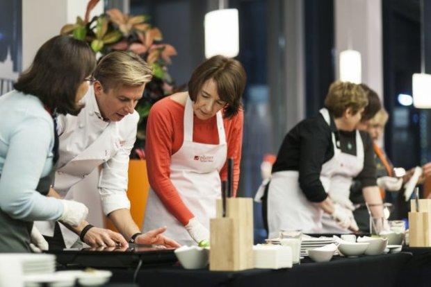 Dyskonty otwierają restauracje na chwilę i ściągają kucharzy celebrytów