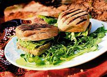 Burger z indyka - ugotuj