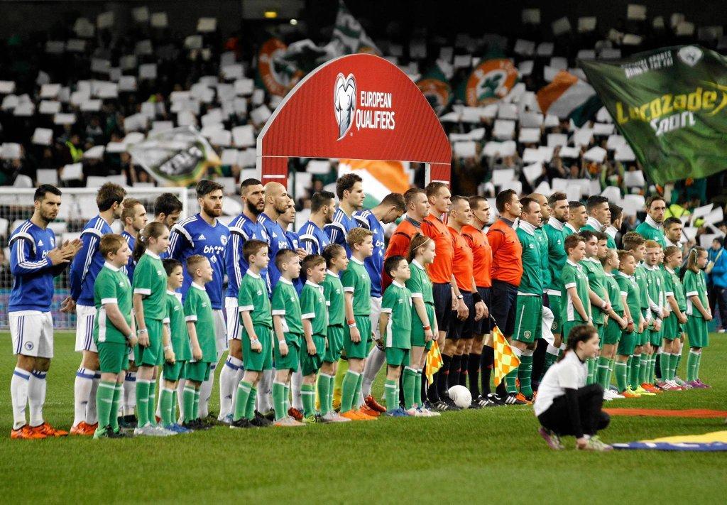 Irlandia na Euro 2016