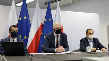 Jarosław Gowin w trakcie konferencji poświęconej branży wyciągów narciarskich
