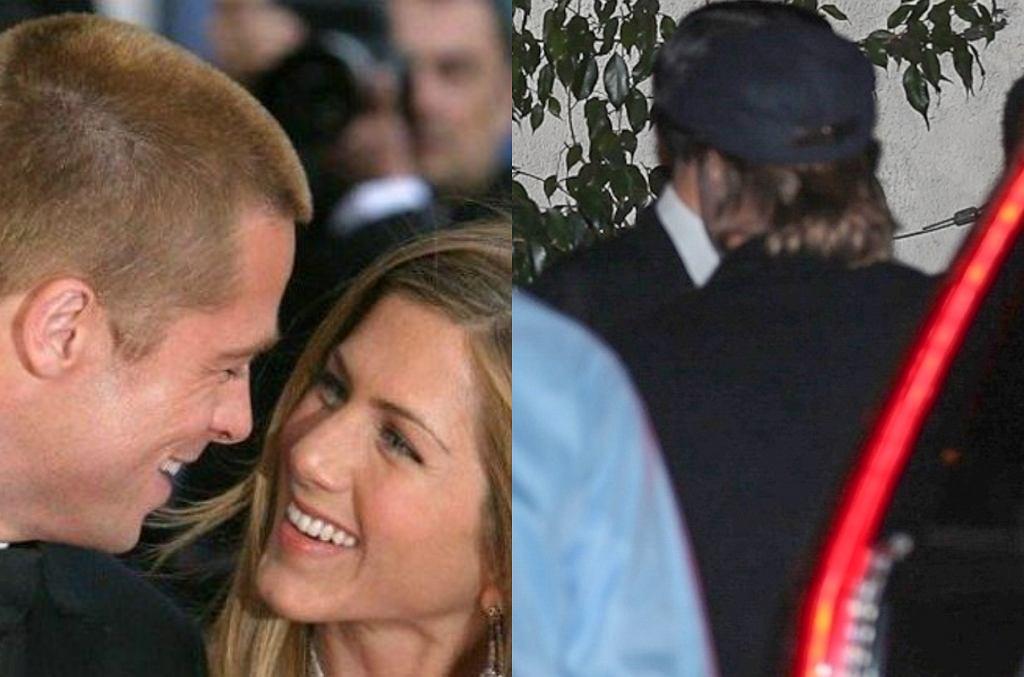 Brad i Jennifer Aniston