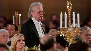 Laureat literackiej Nagrody Nobla za 2019 rok Peter Handke.