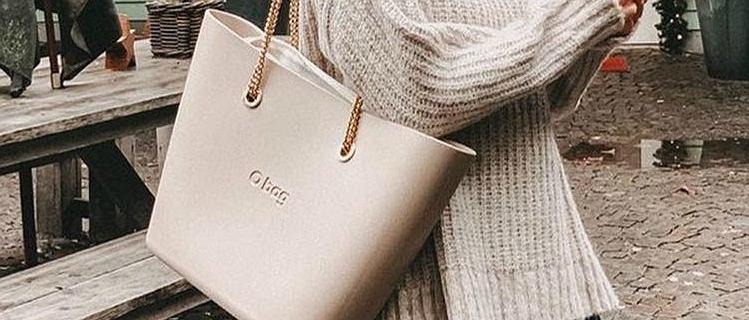 Włoskie torebki O Bag! Wygodne i pakowne modele idealne na każdy sezon