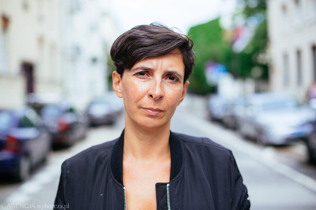 Klementyna Suchanow, autorka książki 'To jest wojna...'