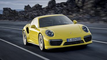 Porsche 911 Turbo i Turbo S