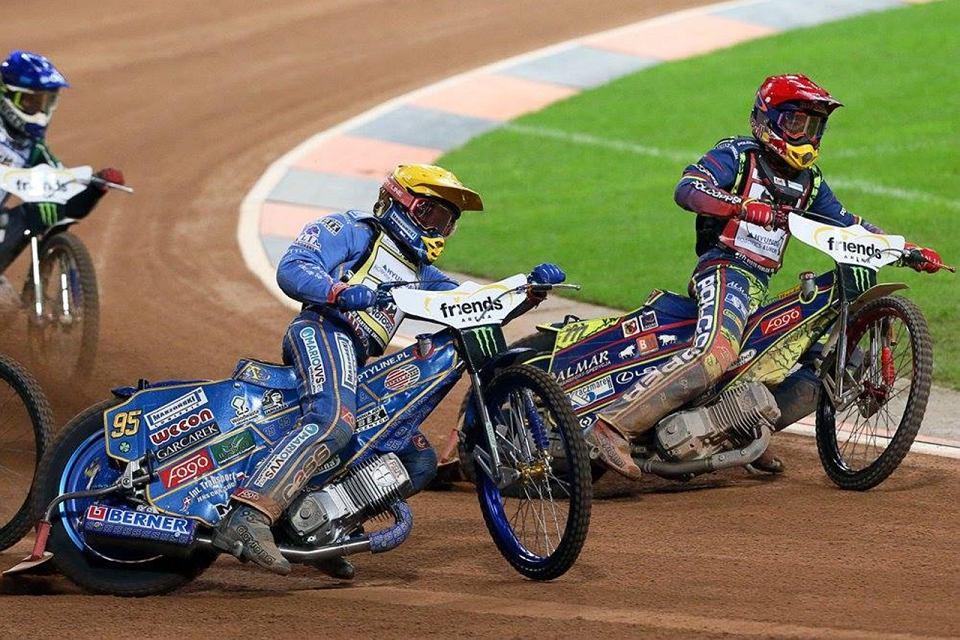 Bartosz Zmarzlik w akcji w cyklu Grand Prix
