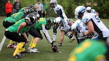PLFA II - Green Ducks Radom vs Warsaw Sharks B