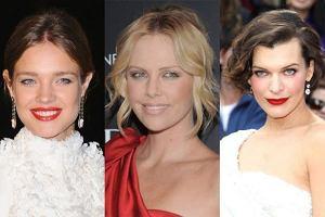 Vodianova, Theron, Jovovich.