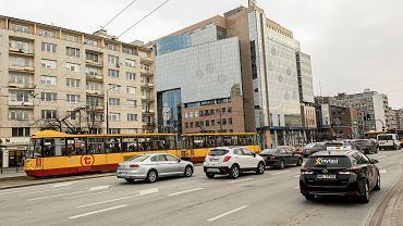 Skrzyżowanie ulic: Puławskiej i Goworka