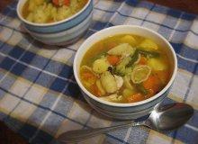 Rozgrzewająca zupa z curry - ugotuj