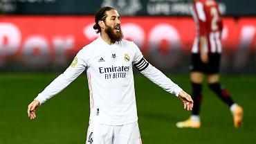 Ramos znów wylatuje na dłużej. Wielkie kłopoty Realu w arcyważnych meczach