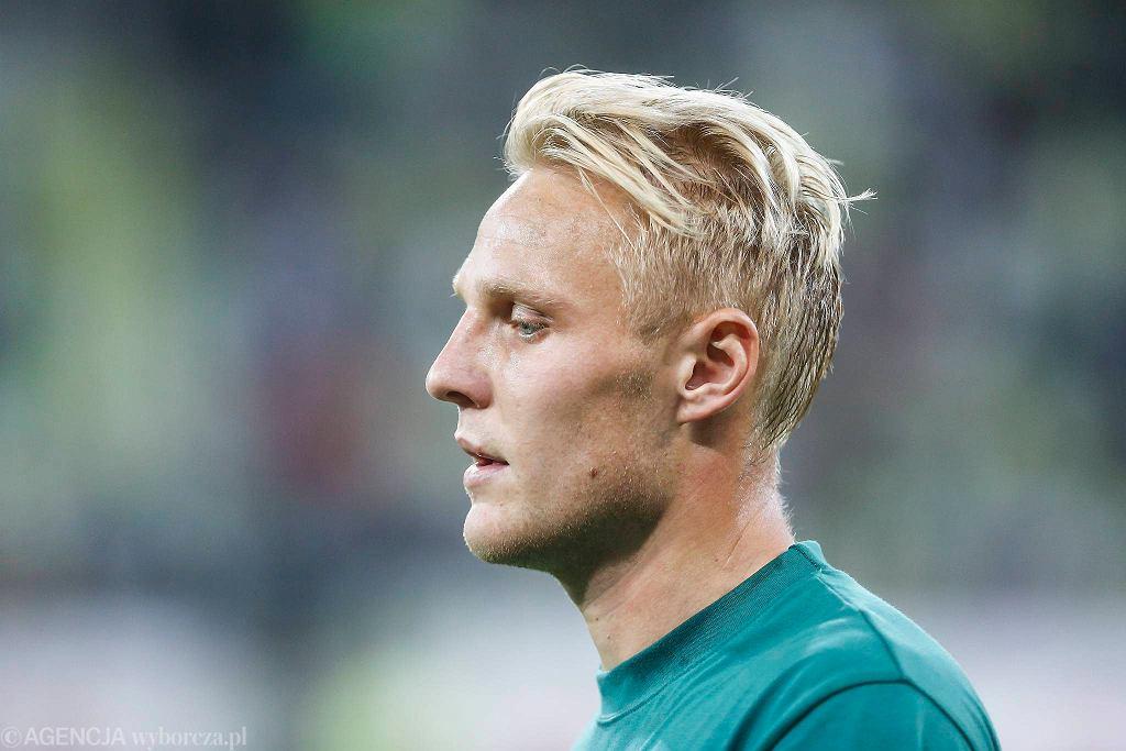 Lechia Gdańsk - Pogoń Szczecin 0:1. Daniel Łukasik