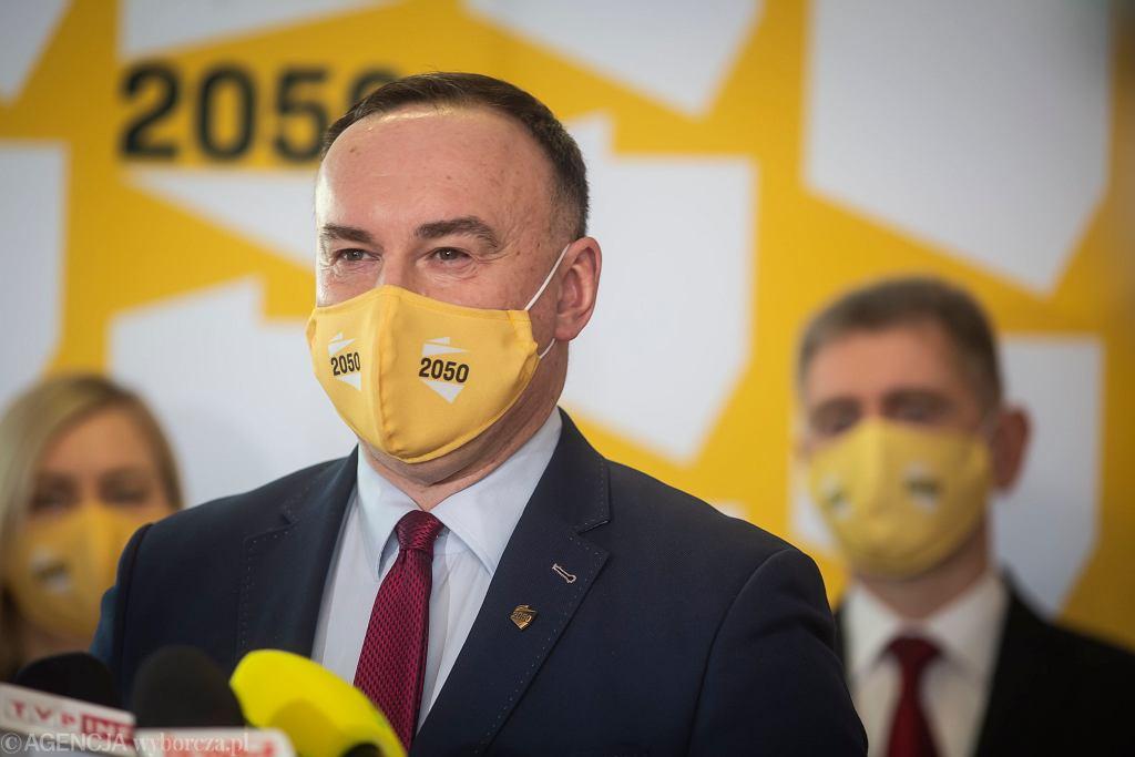 Poranna rozmowa Gazeta.pl. Gościem Michał Kobosko, wiceprezes stowarzyszenia 'Polska 2050'