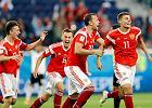Mistrzostwa świata w piłce nożnej. Rosja - Egipt. Gospodarze wygrywają i są o krok od wyjścia z grupy